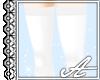 Alice Socks~White