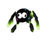 Neon Spider Chase