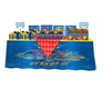 PAW PATROL TY GIFT TABLE