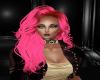 Hair Pink Rose