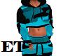 Stem [Camo Crop] Hood