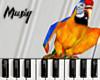 M| Ahoy Parrot + Barrel
