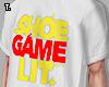 Shirt Shoe Game Lit