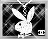 (CC) Playboy Necklace