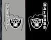 Raiders Foam Finger