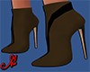 [c] KATE CHOCOLATE BOOTS