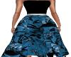Chelsea Blk/Blue Dress
