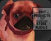 My Pug [Red] ♦
