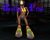 Boots Animated Rainbow