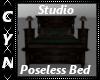 Studio Poseless Bed
