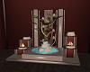 V-Day 2020 Fountain
