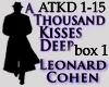 Cohen A Thousand Kisses1