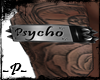 -P- Psycho R Arm Band -M