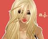 Blond god hair*AJ*