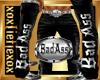 [L] BadAss Silver PantsM