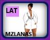 LAT-LAT BLAZER DRESS