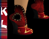 circus ringmasters boots