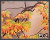 *E* Fall Goddess Leaves