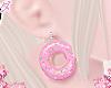d. donuts! earrings