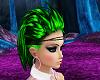 Aki- Punk Rave Green