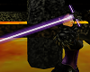 purple cross saber