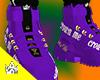 """Crown Me: """"Purple Reign"""""""