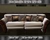 D* Elven Short Couch