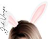 JV Pink Bunny Ears