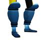Kirigakure Leg Armor