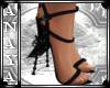 A+ Drag Heels
