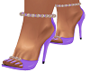 Lilac Bari Heels