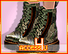 ! Army Boots
