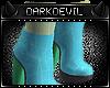 DD|evil Chunky Heel