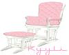 [K] Baby Girl chair