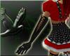 ~D~ Silly Girl Gloves
