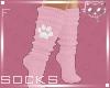 Socks Pink F1a Ⓚ