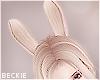 Blonde Bunny Ears v2