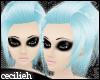 ! blue modish