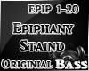 Epiphany Staind Rock
