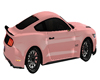 Shae's Custom Pink Car