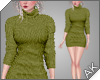~AK~ Fall Sweater: Jade