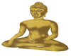 Bouddha gold
