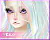 [HIME] Holo Hair