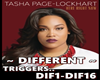 DIFFERENT. Tasha Page-Lo