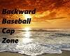 Backward Baseball Cap Zn