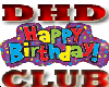 Happy Birthday Club