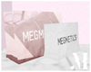 Megmetics Shopping Bags