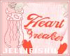 ♡♡ HeartBreaker Pea