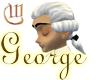 George Hair - white