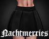 𝖓. Mini Skirt Black